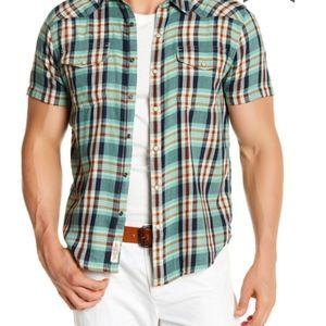 Lucky Brand Santa Fe short sleeve | XL